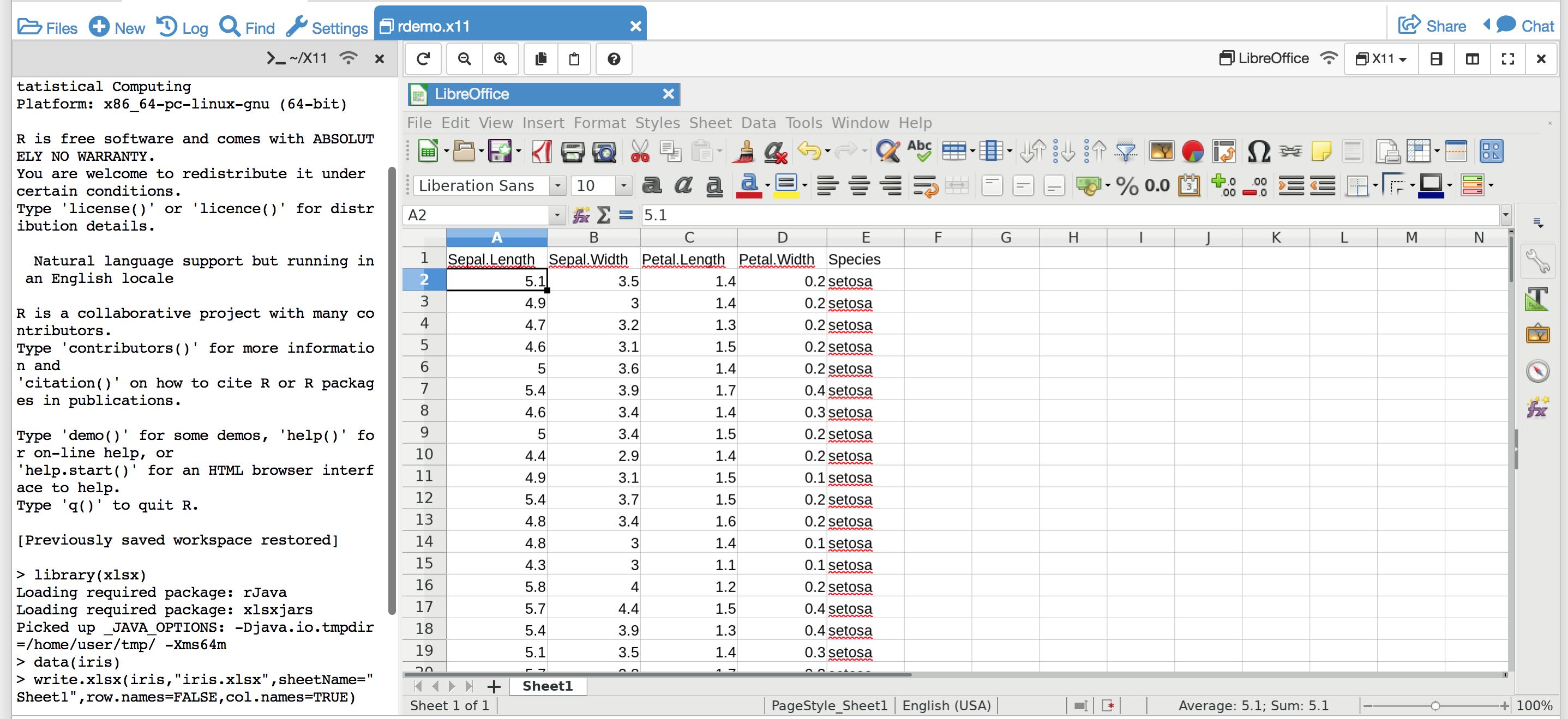 CoCalc brings collaborative persistent graphical Linux