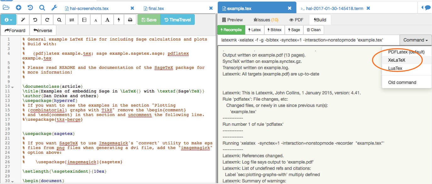 SMC for Collaborative LaTeX Editing › CoCalc Blog